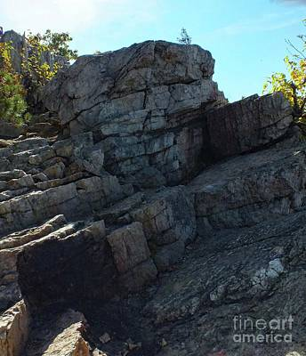 Marvelous Marble - Pole Steeple Vista Overlook - 16 by Cindy Treger