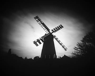 Photograph - Polegate Windmill by Will Gudgeon