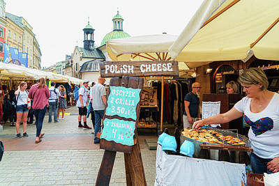 Photograph - Polish Cheese by Sharon Popek