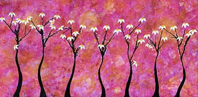 Vibrant Painting - Polite by Sumit Mehndiratta