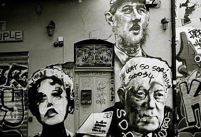 Photograph - Politics In The Ghetto by Shaun Higson