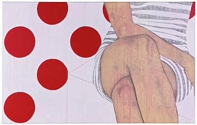 Atkinsky Painting - Polka by Judith Sturm