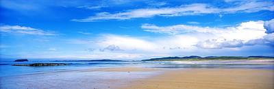 Pollan Strand, Inishowen, County Art Print by The Irish Image Collection