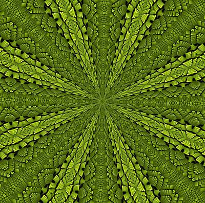 Digital Art - Pollen Count by Doug Morgan