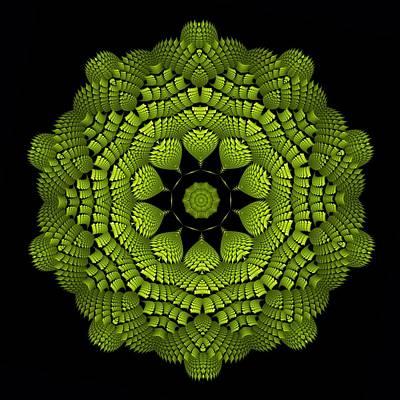 Digital Art - Pollen by Doug Morgan