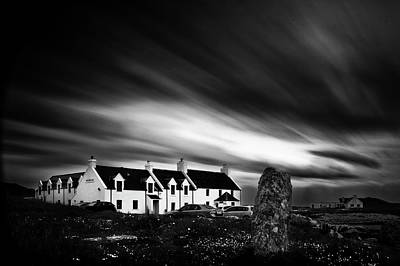 Photograph - Pollochar Inn South Uist by Alex Saunders