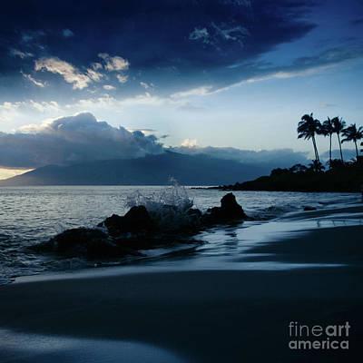 Photograph - Polo Beach Dreams Maui Hawaii by Sharon Mau