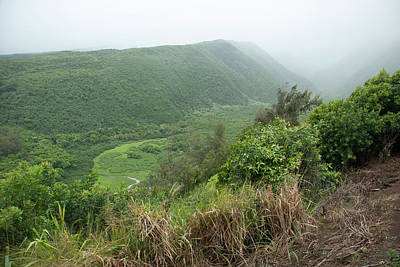 Photograph - Pololu Valley Overlook by Jason Kolenda