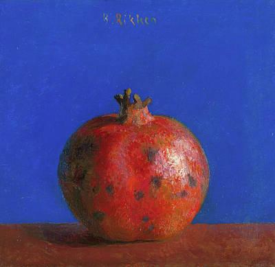 Painting - Pomegranate by Ben Rikken