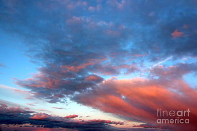 Sunrise Photograph - Pomfret March Sunset  by Neal Eslinger
