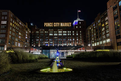 Photograph - Ponce City Market by Kenny Thomas