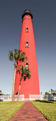 When Life Gives You Lemons - Ponce de Leon Inlet Light by Jennifer Luzio