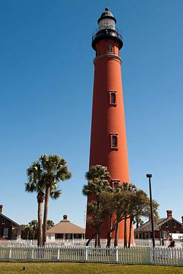 Photograph - Ponce De Leon Inlet Light by Keith Swango
