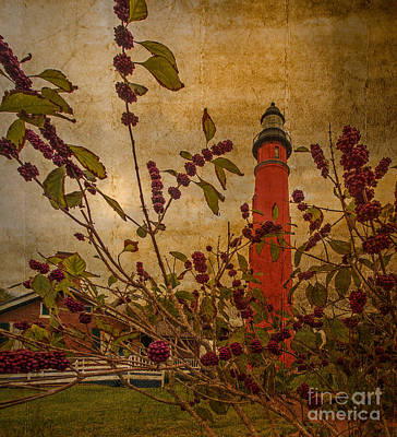 Linda King Photograph - Ponce De Leon Inlet Lighthouse 6851 by Linda King