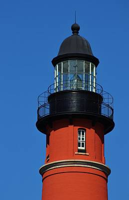 Photograph - Ponce De Leon Inlet Lighthouse  by Christopher James