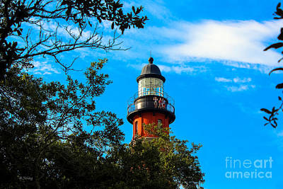 Photograph - Ponce De Leon Inlet Lighthouse by Rene Triay Photography