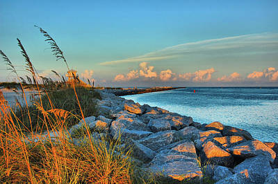 Photograph - Ponce Inlet  by Ben Prepelka