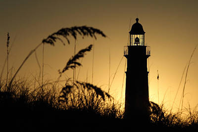 Ponce Photograph - Ponce Inlet Light House by Rick Mann