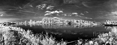 Creve Coeur Park Photograph - Pond In Creve Coeur Park by Igor Aleynikov