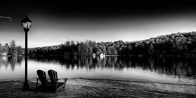 Photograph - Pond View by David Patterson