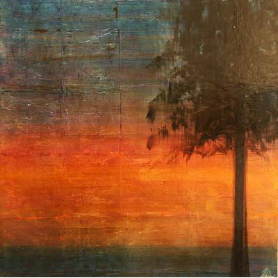 Ponderosa Pine Art Print by Patt Nicol