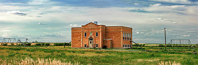 Photograph - Pendroy School by Todd Klassy