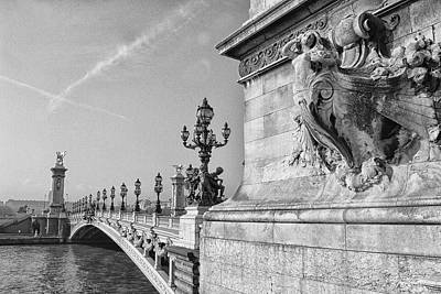 Photograph - Pont Alexandre by Diana Haronis