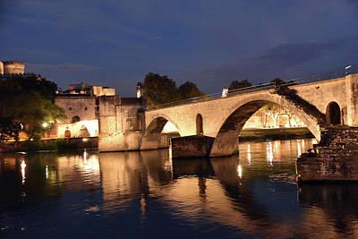 Photograph - Pont D' Avignon by Harvey Barrison