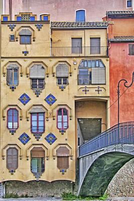Photograph - Pont D'en Gomez - Girona by Nikolyn McDonald