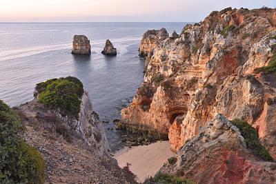 Photograph - Ponta Da Piedade Algarve Portugal by Marek Stepan
