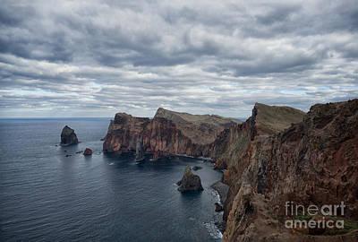 Photograph - Ponta De Sao Lourenco Madeira by Lynn Bolt