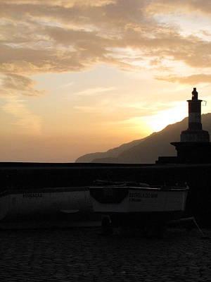 Pineapple - Ponta Del Gada sunset by Diane Berard