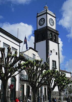 Photograph - Ponta Delgada 25 by Randall Weidner