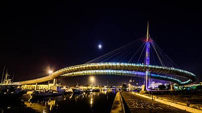Photograph - Ponte Del Mare by Randy Scherkenbach