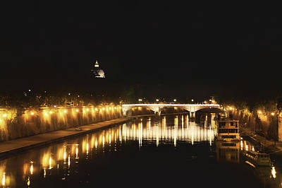 Photograph - Ponte Mazzini by JAMART Photography