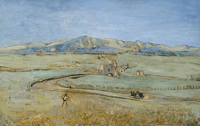 Painting - Ponte Nomentano by Treasury Classics Art
