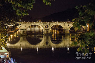 Tiber Island Wall Art - Photograph - Ponte Sisto by Joseph Yarbrough
