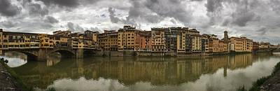 Photograph - Ponte Vecchio by Bill Martin