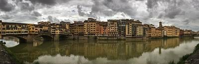 Photograph - Ponte Vecchio by Bill Martin