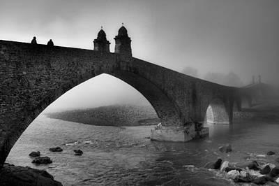 Photograph - Ponte Vecchio by Claudio Rancati