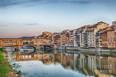 Photograph - Ponte Vecchio by Jennifer Ludlum