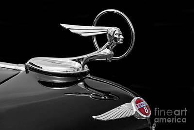 Photograph - 1934 Pontiac 8 by Dennis Hedberg