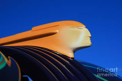 Photograph - Pontiac Chief by Tony Baca