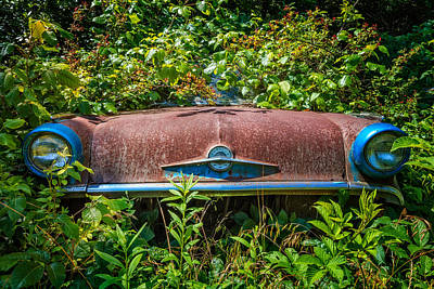 Photograph - Pontiac by Debra and Dave Vanderlaan