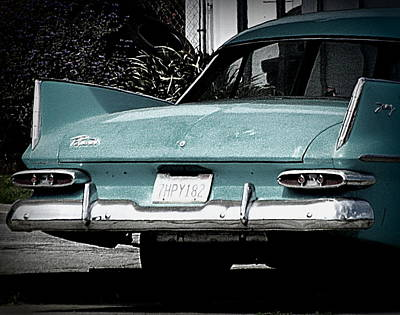 Photograph - Pontiac Fade by Kimberly-Ann Talbert