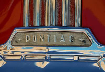 Photograph - Pontiac by Fraida Gutovich