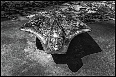 Photograph - Pontiac Hood Ornament by Matthew Pace