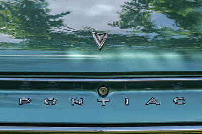 Photograph - Pontiac by Jim Shackett