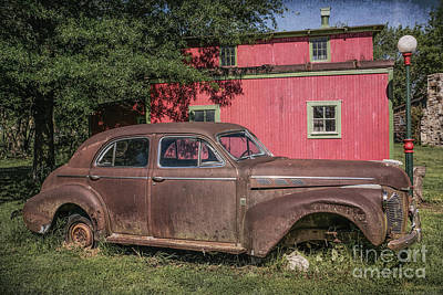 Photograph - Pontiac by Lynn Sprowl