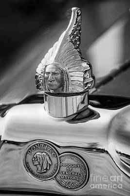 Photograph - Pontiac Monotone by Dennis Hedberg